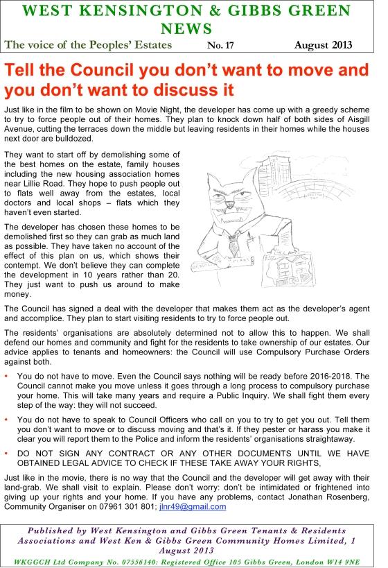 WKGG News 17 Jul 2013